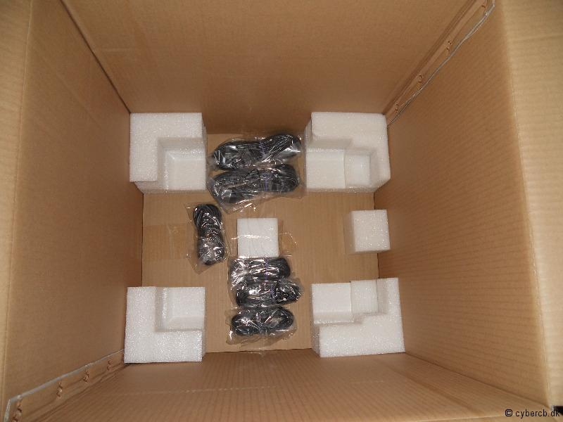 JBL SCS200.5 Speakers  inside the box